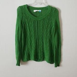 Anthropologie Sparrow Cotton Sweater